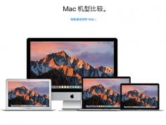mac机型